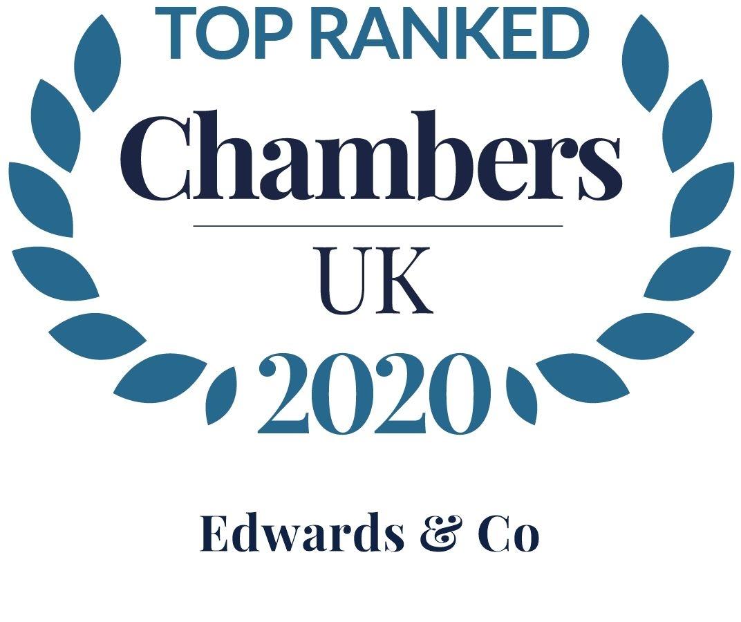 Chambers 2020 logo